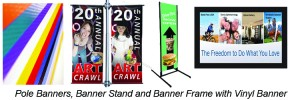 Custom Signs Banner Printing