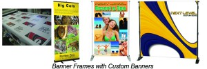 Business Signage, Vinyl Banners
