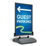 Windmaster Outdoor Curb Sign