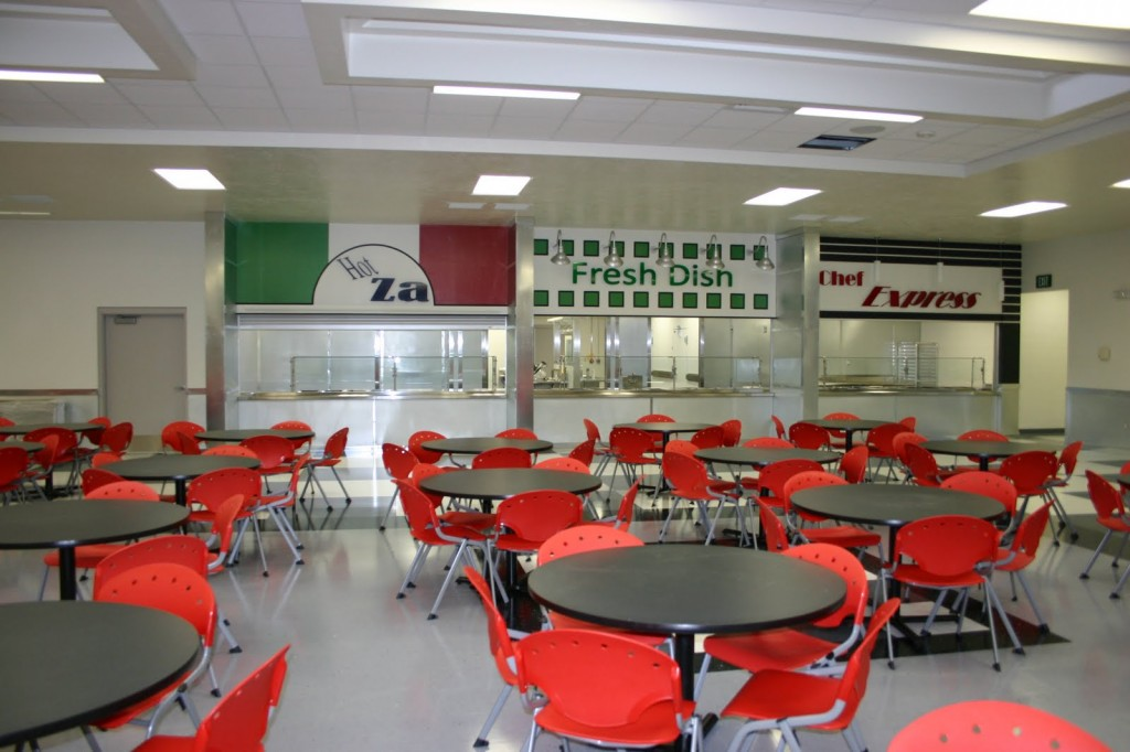 Snake River High School Cafeteria