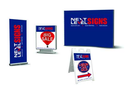 Custom Signs for Businesses