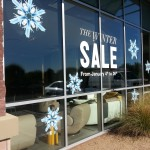 Outdoor Signage WIndow Vinyl