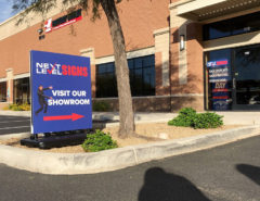 What To Look For When Buying Outdoor Signs