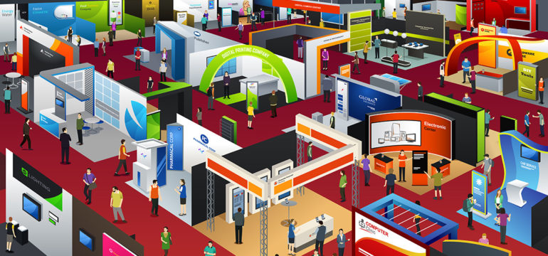 What Are The Different Types Of Trade Show Displays?